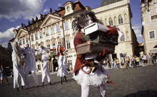 Parada Narrnia auf dem Duckstein Festival am Schloss Charlottenburg