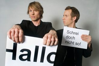 Ohne Rolf - Schreibhals