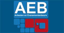 De Internationale Artiesten- en Evenementenbeurs (AEB) in Eindhoven, Niederlande 2014