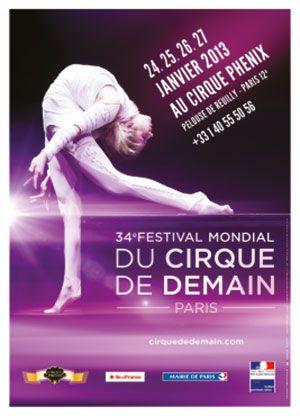 34. Festival Mondial du Cirque de Demain