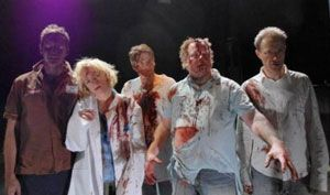 Show of the Dead - Zombie-Impro