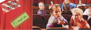 Theatersport - Steife Brise vs. Stadtgespräch