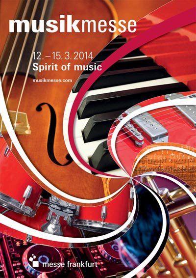 Musikmesse 2014 - spirit of music