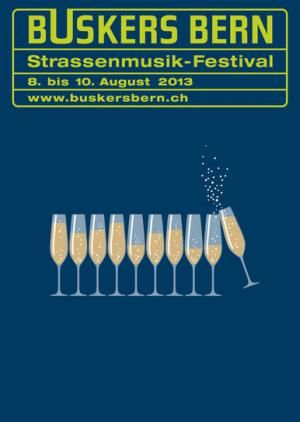 Buskers Bern Strassenmusik-Festival