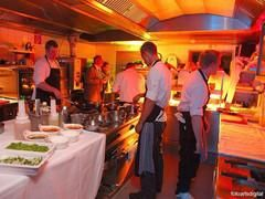 XING Kitchenparty im TAKU, Hotel Excelsior Ernst