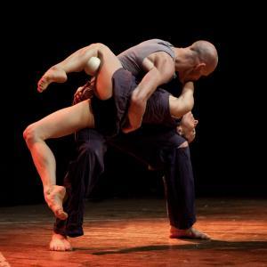 """Die Gastspielreihe des """"Labor Cirque"""" - Stefan Sing & Cristiana Casadio mit """"Tangram"""""""