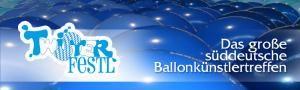 """1. Twisterfestl 2014  """"Das große süddeutsche Ballonkünstlertreffen"""""""
