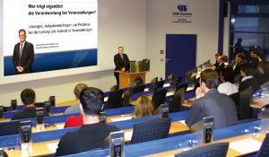 Erstes Forum Besuchersicherheit  in Geilenkirchen