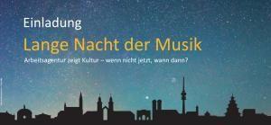 """Arbeitsagentur zeigt Kultur """"Lange Nacht der Musik"""""""