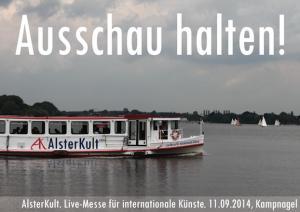AlsterKult Live-Messe für internatonale Künste