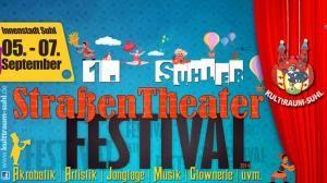 1. Suhler Straßentheater-Festival