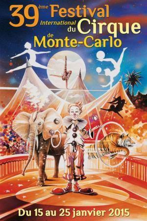 Das 39. Internationale Circus-Festival von Monte-Carlo