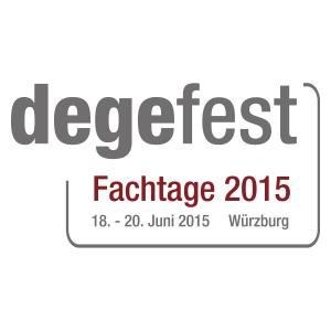 degefest-Fachtage 2015