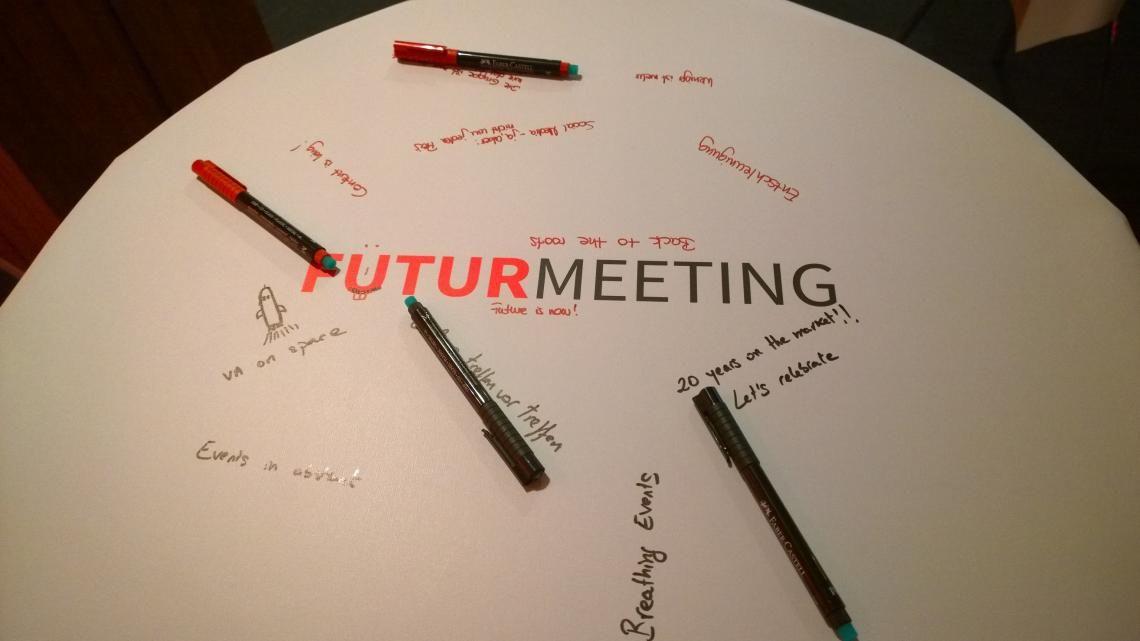 Trends der Eventbranche - Ein Blick in die Zukunft