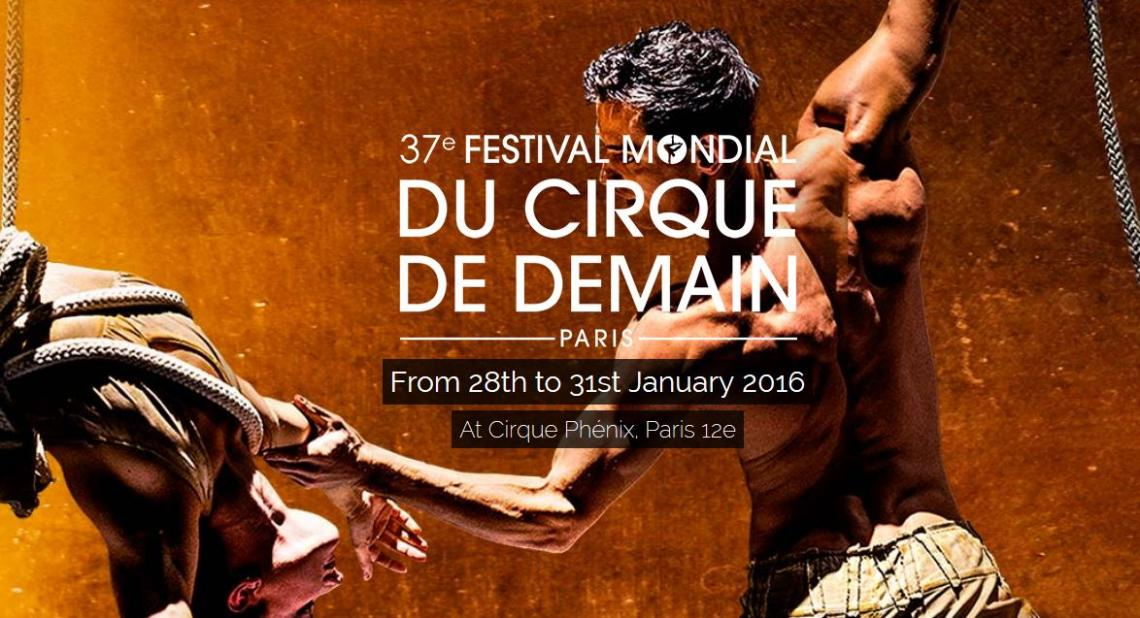 37. Festival Mondial du Cirque de Demain