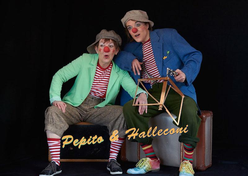 Das Musikstück -Clownstheater für die ganze Familie
