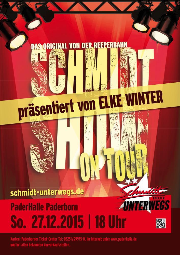 SCHMIDT SHOW ON TOUR - Das Original von der Reeperbahn