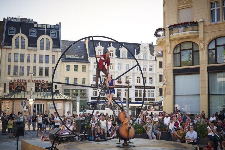 VIA THEA - 22. Internationales Straßentheaterfestival