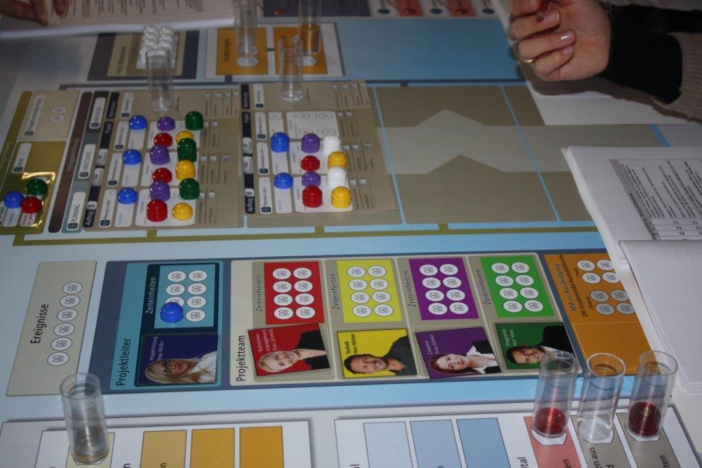 Sieg, Spiel, Pitch- Eventmanagement spielerisch verstehen