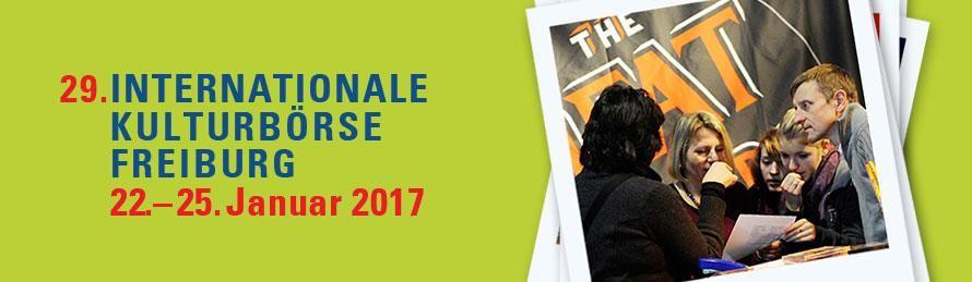 29. Internationale Kulturbörse Freiburg