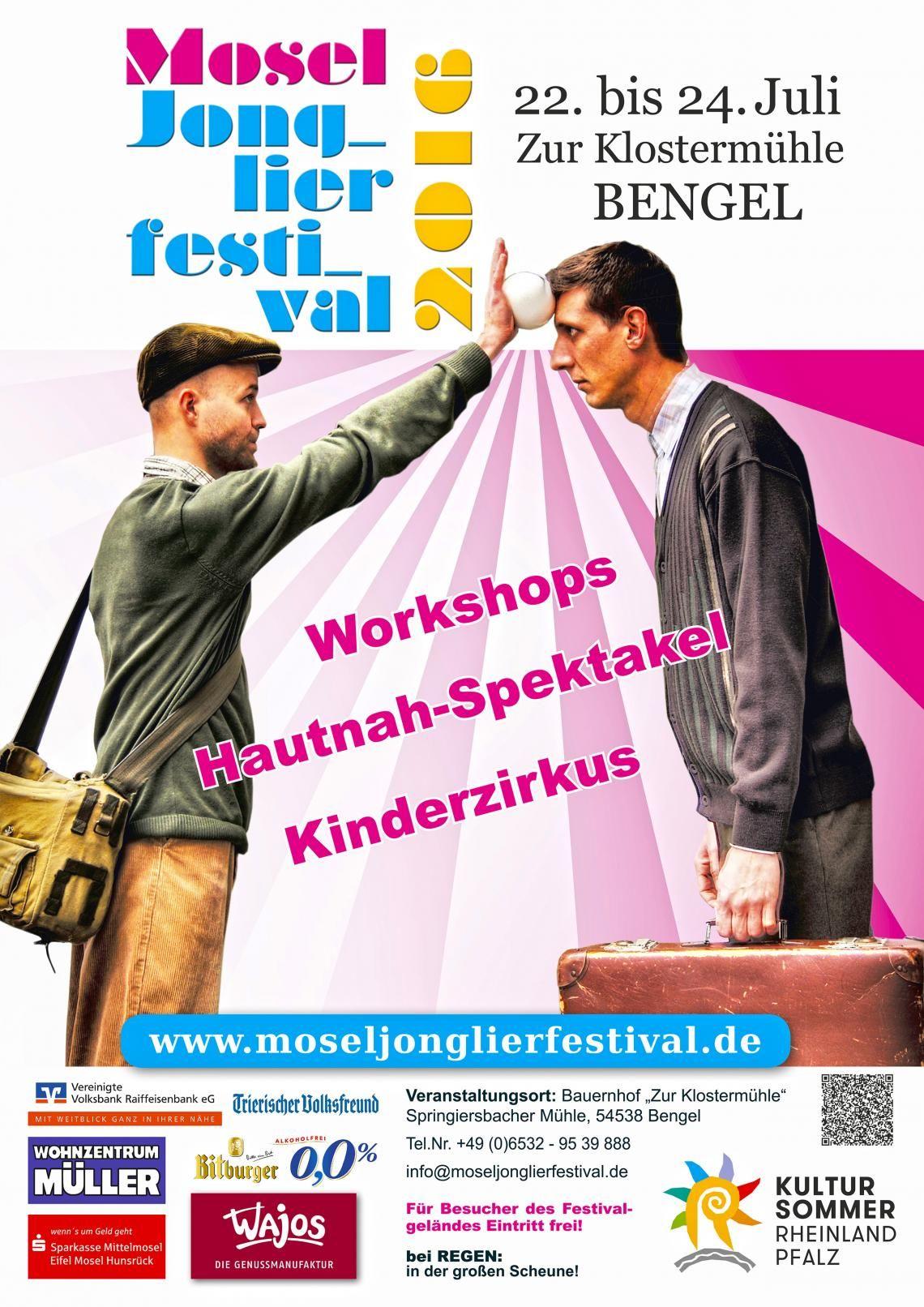 Mosel-Jonglier-Festival 2016