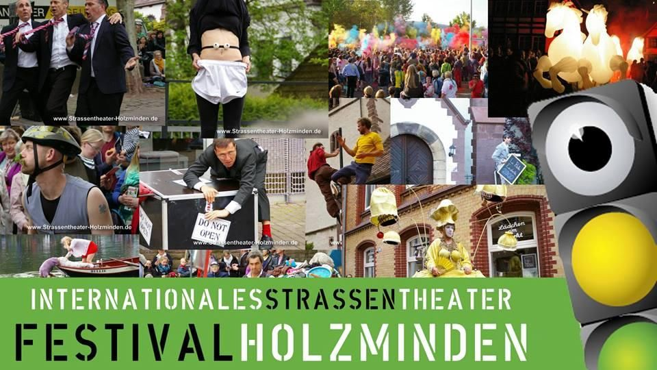 14. Internationales Straßentheater Festival Holzminden