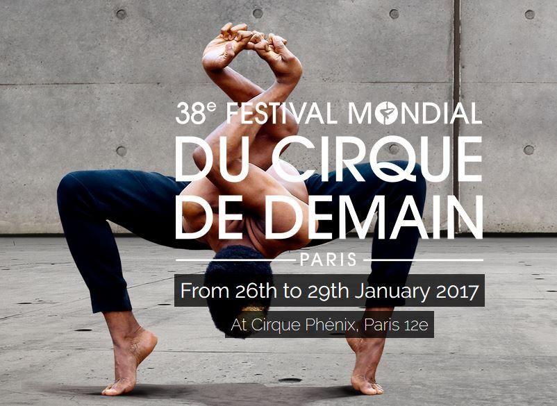 38. Festival Mondial du Cirque de Demain