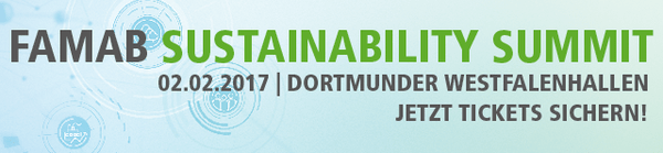 FAMAB-Sustainability Summit 2017