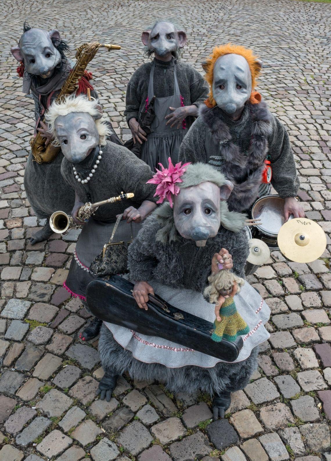 RaTaTa – die Rattenfanfare beim Innsbrucker Zwergerlsilvester