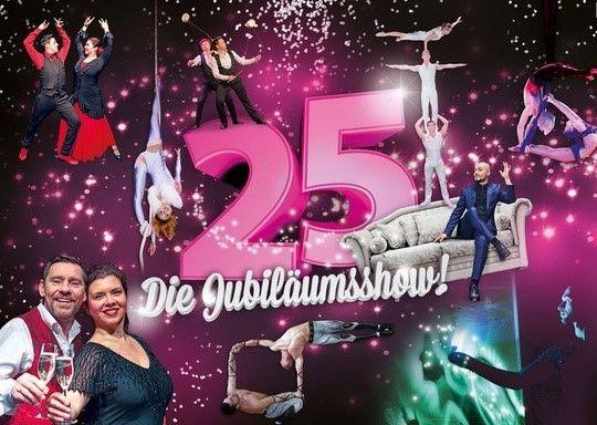 Die Jubiläumsshow – 25 Jahre Varieté et cetera!
