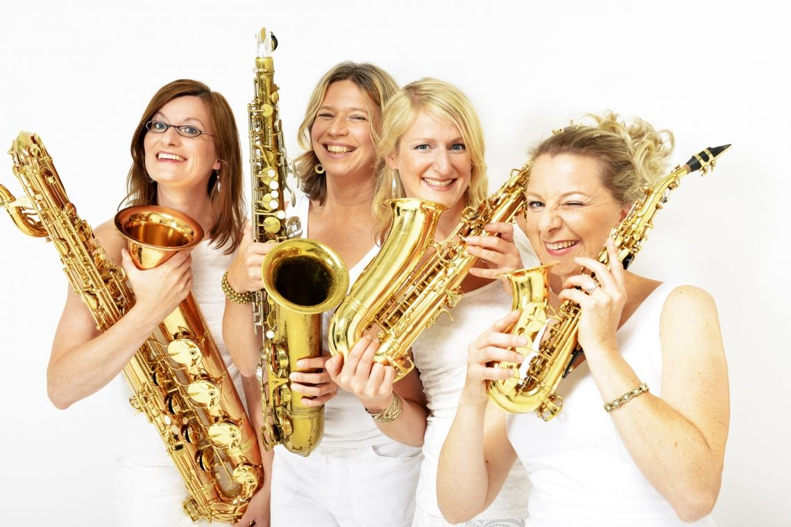 "Konzertprogramm ""Saxesse"""