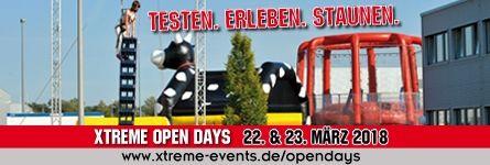 Open Days bei Xtreme