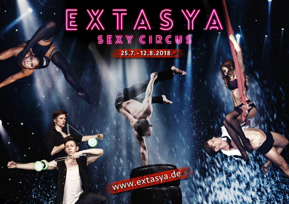 EXTASYA - SEXY CIRCUS