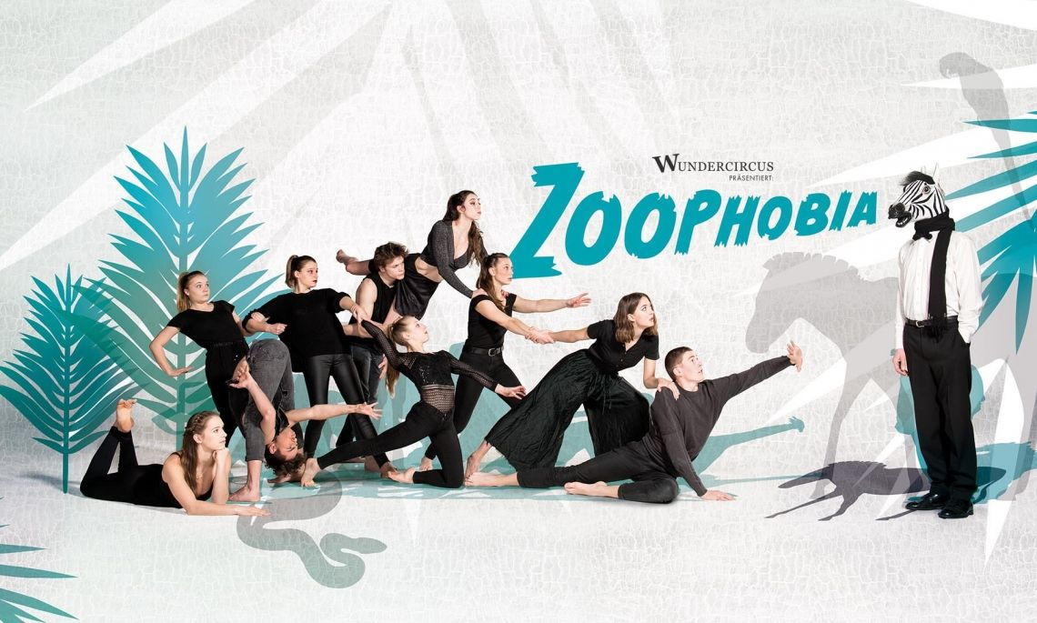 Zoophobia - Die Absolventenshow der staatlichen Artistenschule Berlin