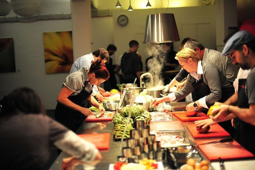Kochkurs 'Französische Klassiker'