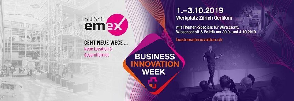 Business Innovation Week 2019