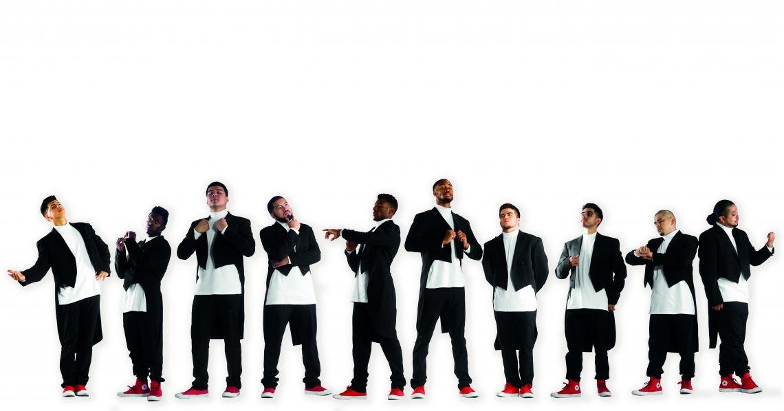 Fly dance Company - the Gentlemen of Hip-Hop