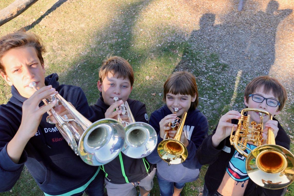 Kinderorchester NRW -
