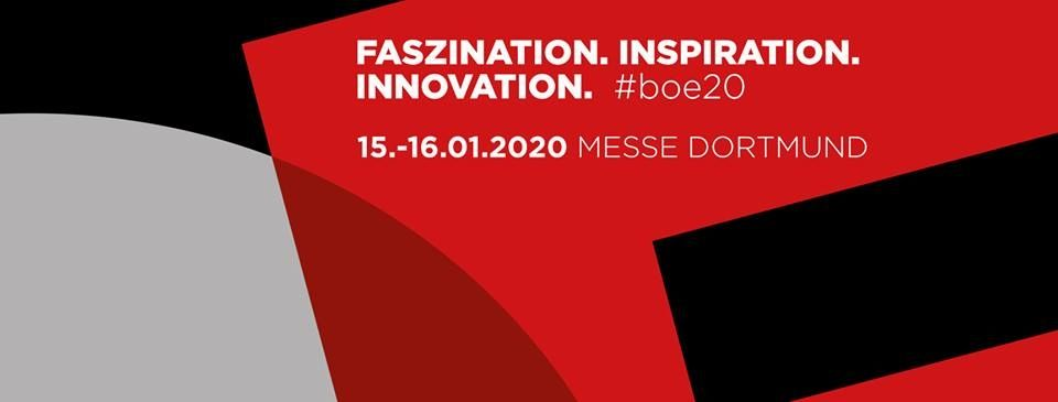 BOE - internationale Fachmesse für Erlebnismarketing