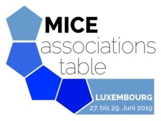 MICE Associations Table Luxembourg