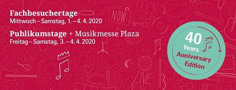 musikmesse 2020