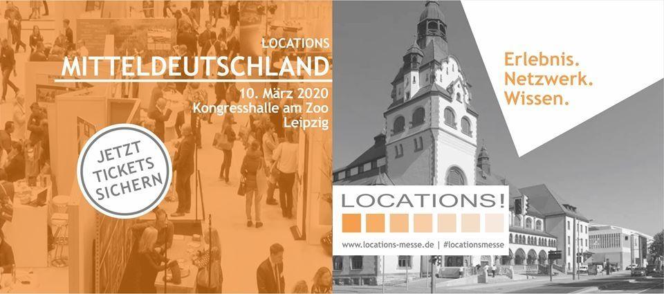 LOCATIONS Messe Region Mitteldeutschland