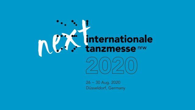 internationale tanzmesse nrw 2020