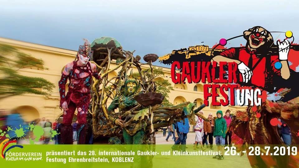 28. internationales Gaukler- und Kleinkunstfestival