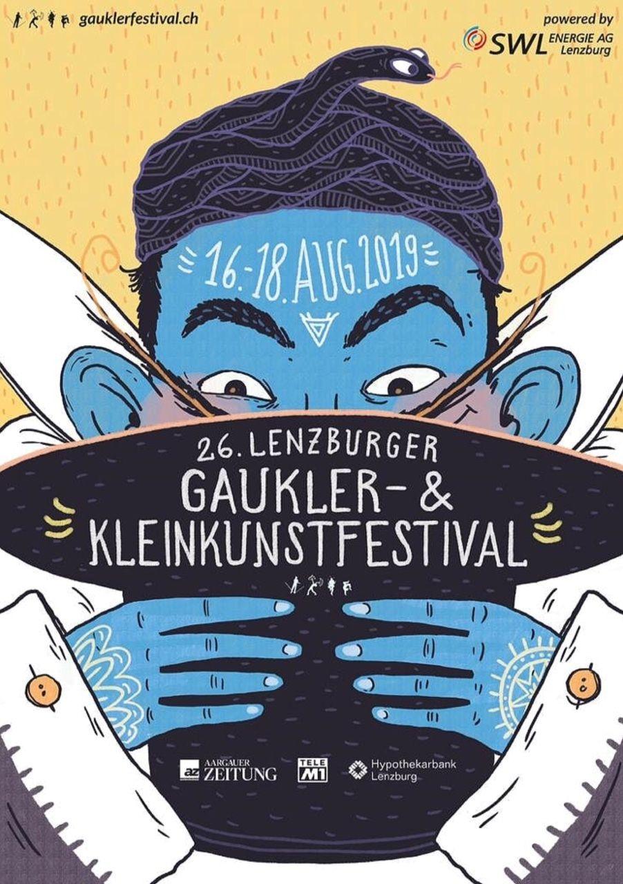 26. Gauklerfestival 2019