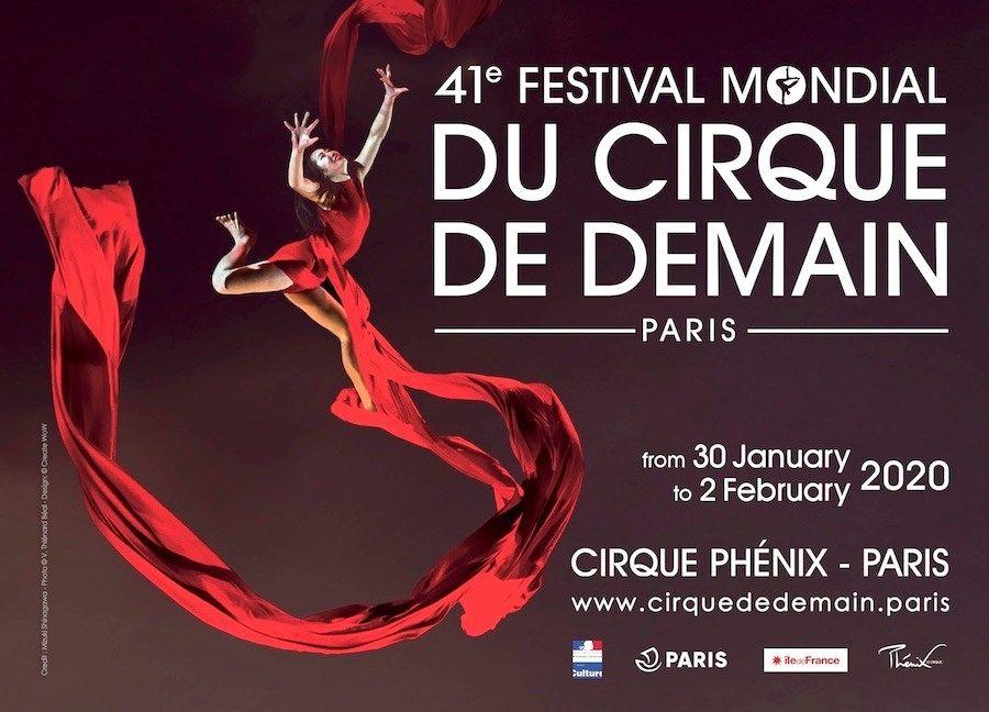 41. Festival Mondial du Cirque de Demain