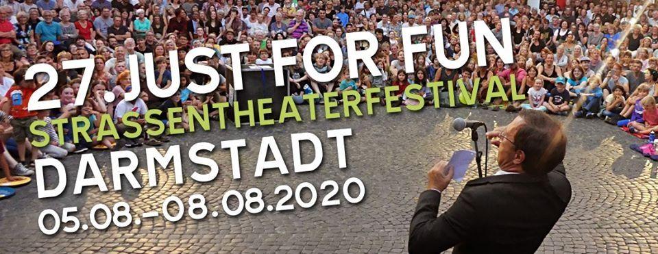 Just for Fun Straßentheaterfestival Darmstadt