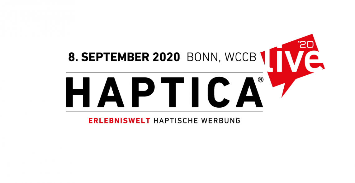 HAPTICA® live 2020