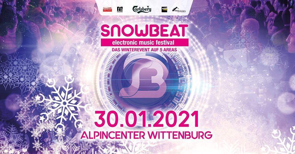 Snowbeat 2021 - Electronic Music Festival
