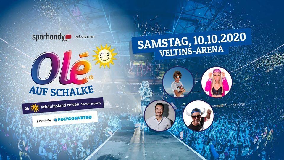 ABGESAGT: Olé auf Schalke 2020